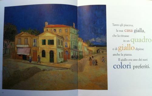 Giocare con l'arte La cameretta di Van Gogh 1