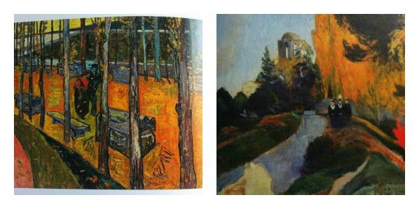 Giocare con l'arte La cameretta di Van Gogh 3