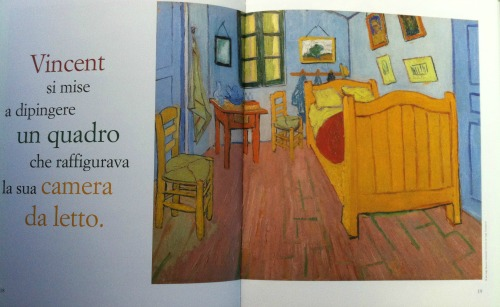 Libro su Van Gogh 2