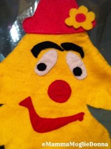Giocare con le emozioni -  marionette - Il signor Felice - la felicità - gioia
