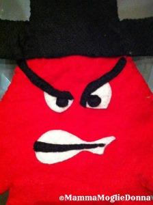 Giocare con le emozioni -  marionette - Il signor Marrabbio - la rabbia