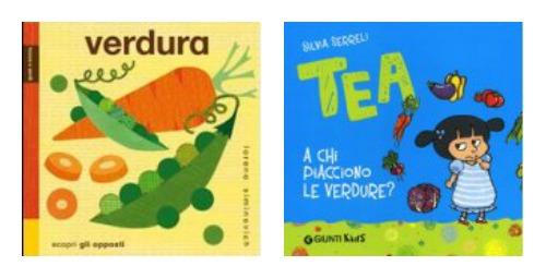 Libri per convincere i bambini a mangiare le verdure 2