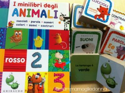 Minilibri degli animali GRIBAUDO 2