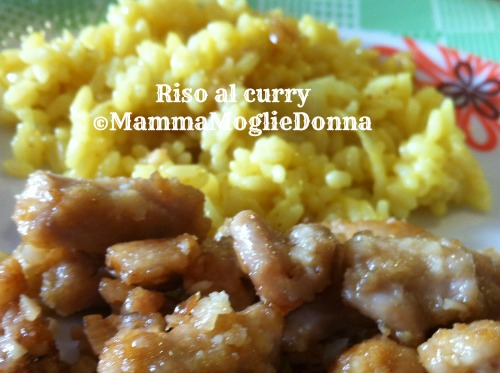Riso al curry