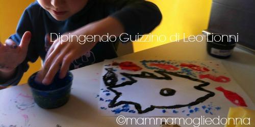 Disegnare Guizzino di Leo Lionni 3