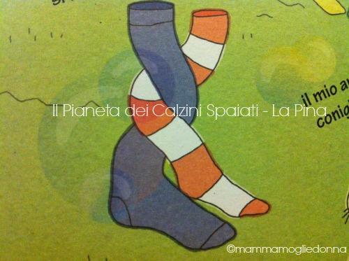 Il Pianeta dei Calzini Spaiati - La Pina