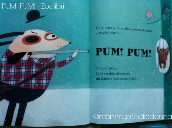 PUM! PUM! - cacciatore d'orsi Zoolibri 3