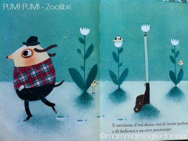 PUM! PUM! - cacciatore d'orsi Zoolibri