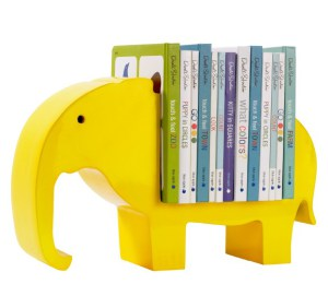 Librerie per bambini elefante