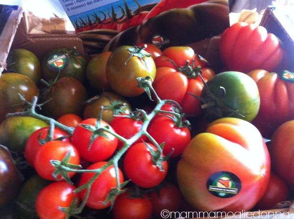 pomodorini di pachino Igp