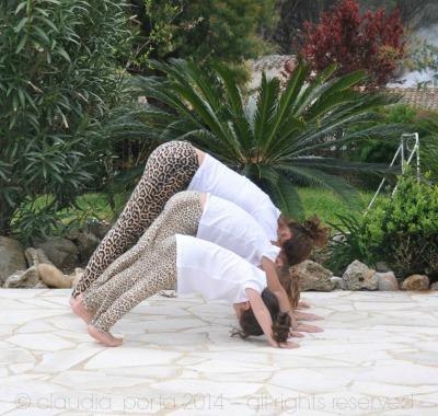 yoga con i bambini