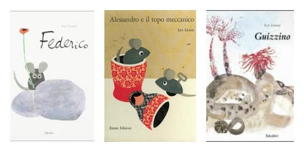 Libri per bambini di 4 anni Lionni