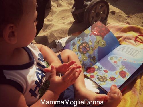 I libri per bambini da portare in spiaggia