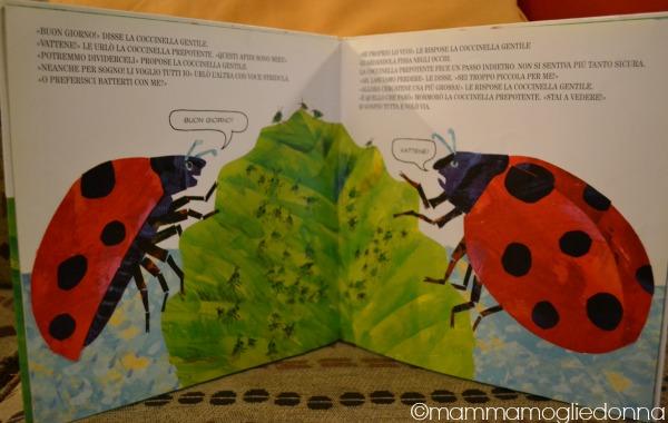 La coccinella prepotente - Eric Carle 2