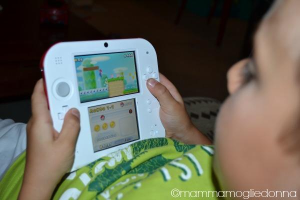 Nintendo 2ds la console per i bambini