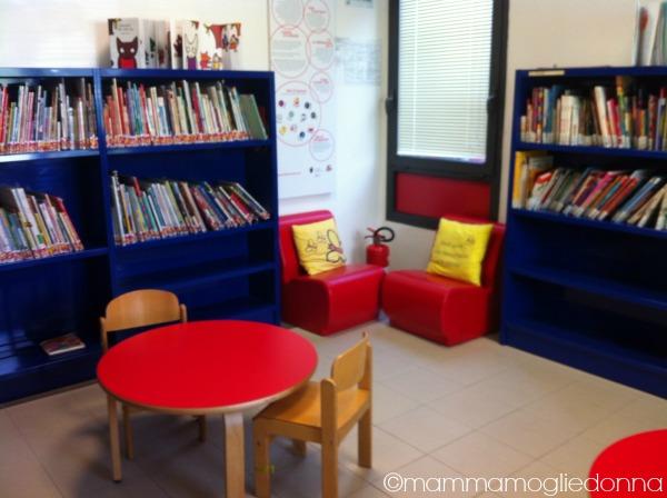 prima volta bambini in biblioteca 2