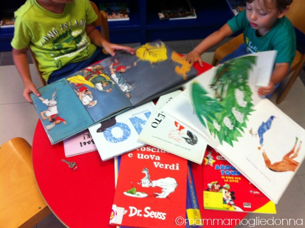 prima volta bambini in biblioteca 4