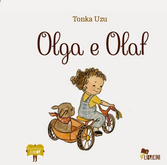Bambini e animali Olga e Olaf