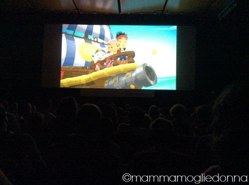 Disney Party Junior la prima volta al cinema 4