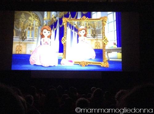 Disney Party Junior la prima volta al cinema 5