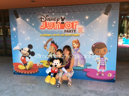 Disney Party Junior la prima volta al cinema 6