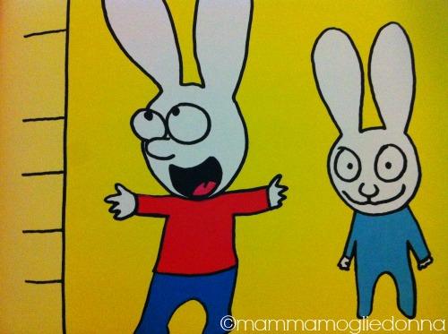 Sono il più grande coniglio Simone 2