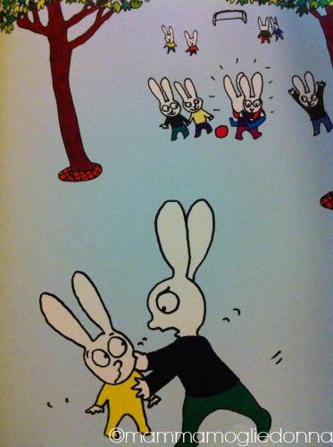 Sono il più grande coniglio Simone 4