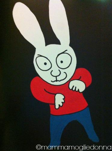 Sono il più grande coniglio Simone 5