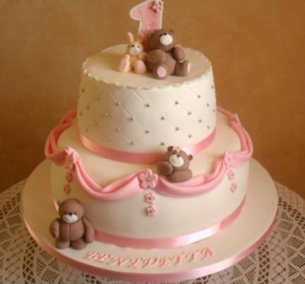 torta primo compleanno nozze