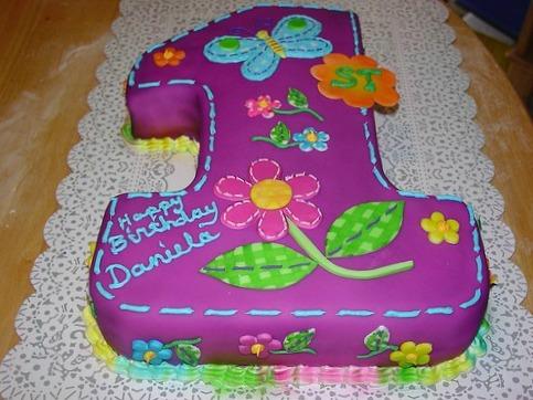 Torta Per Il Primo Compleanno Mammamogliedonna