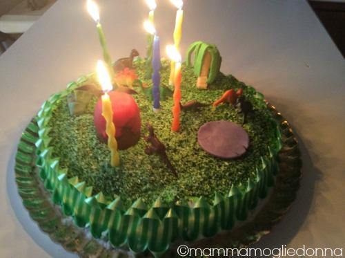 Compleanno dinosauri 8