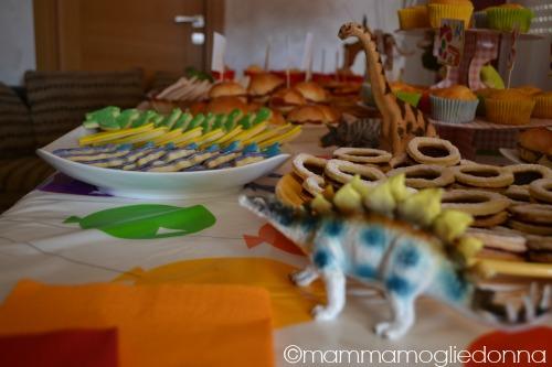 festa di compleanno a tema dinosauri 4