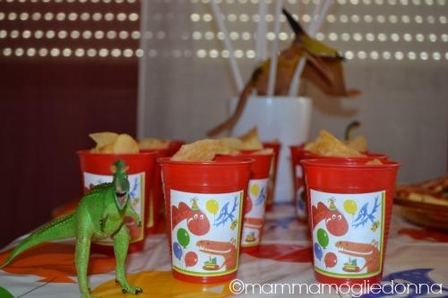 festa di compleanno a tema dinosauri 6