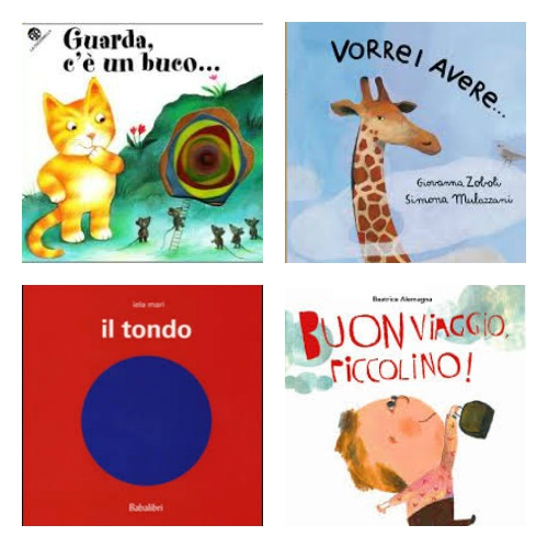 Libri per bambini 0-18 mesi