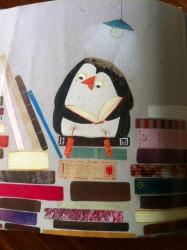 libri nei libri per bambini pinguino verde