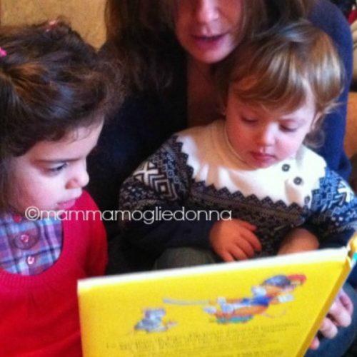 Leggere ai bambini piccoli: le regole da rispettare