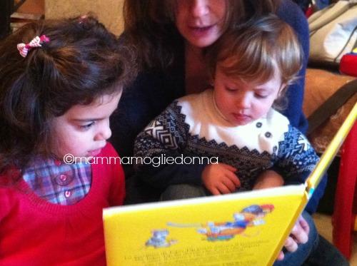 leggere ai bambini piccoli