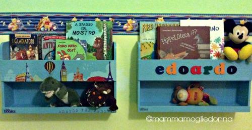librerie per bambini Tidy Books