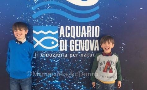 Consigli per visitare l'Acquario di Genova con i bambini