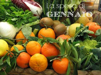 spesa di gennaio frutta-e-verdura-mese