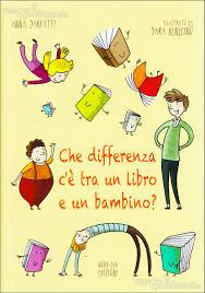 che differenza c'è tra un libro e un bambino