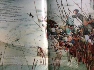guerra Cyrano Rebecca Dautremer 4