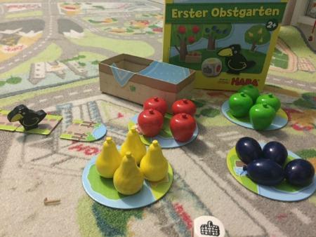 Il frutteto - giochi società per piccolin