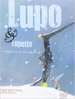 Lupo & Lupetto fogliolina