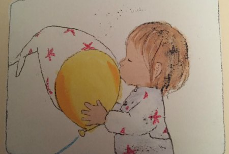 Akiko e il palloncino 7