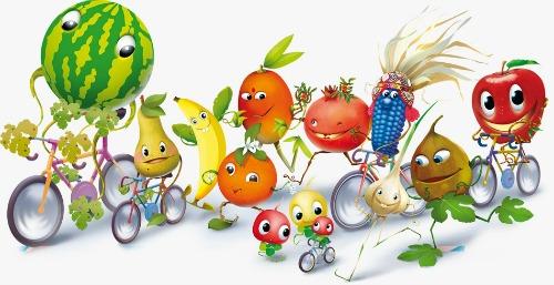 personaggi foody