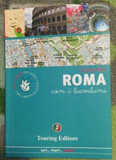 Cartoville guida visitare Roma con bambini