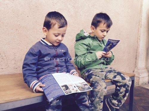 Chagall per i bambini