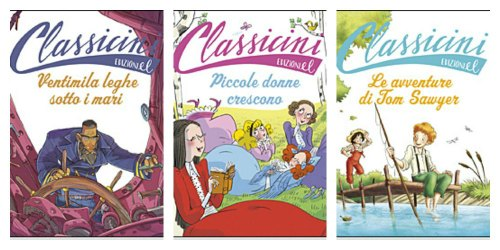 Classicini EL - Letture per bambini di seconda elementare 2