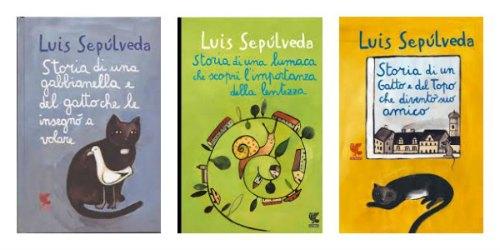 Luis Sepulveda letture per bambini di seconda elementare